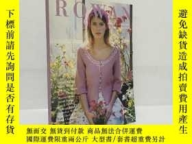 二手書博民逛書店ROWAN罕見KNITTING & CROCHET Magazine Number 41Y174741 ROW
