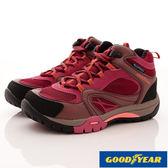【GOODYEAR】多功能郊山健行鞋-72021(女段)(23cm-25.5cm)