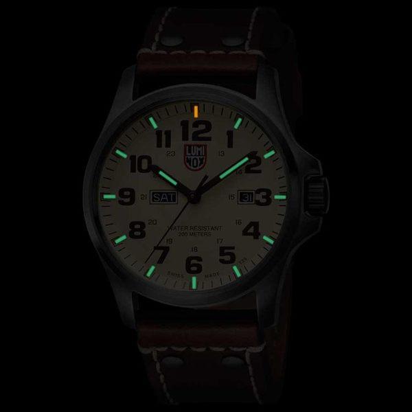戰場系列腕錶-象牙白/45mm LUMINOX 雷明時