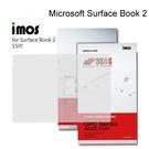 【iMos】3SAS系列保護貼 Microsoft Surface Book 2 15吋 超潑水、防污、抗刮
