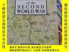 二手書博民逛書店HISTORY罕見MAKERS of the SECOND WORLD WARY369690 Gilbert