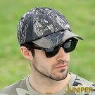 迷彩帽子-抗UV個性迷彩拼接復古超大尺寸頭圍運動帽J7532 JUNIPER朱尼博