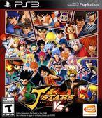 PS3 J-Stars Victory Vs+ J 群星 勝利對決+(美版代購)