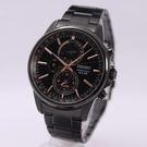 [萬年鐘錶]  SEIKO SPIRIT 太陽能 萬年曆多功能計時腕錶 V198-0AC0G (SBPJ019J)