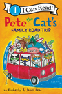(An I Can Read系列 My First ) PETE THE CAT'S FAMILY ROAD TRIP /L1 /讀本
