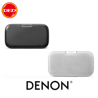 日本 天龍 DENON Envaya DSB-200 可攜式藍牙喇叭 黑/白 兩色 公司貨