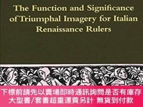 二手書博民逛書店Imago罕見Triumphalis: The Function and Significance of Triu