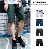 美式休閒工作短褲【BS-K3960】(ROVOLETA)