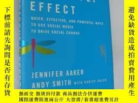 二手書博民逛書店The罕見Dragonfly Effect:Quick, Eff