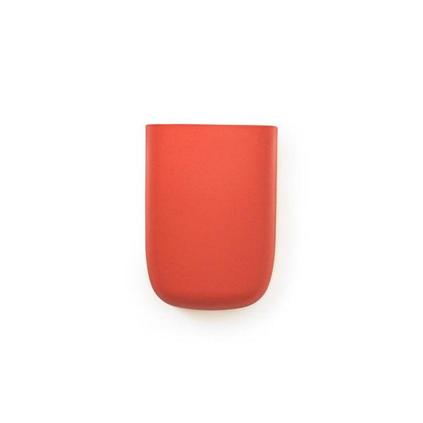 丹麥 Normann Copenhagen Pocket Organizer Model 3 口袋 多用途 壁面收納盒 大尺寸(橘色)