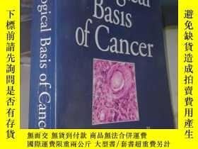 二手書博民逛書店The罕見Biological Basis of CancerY