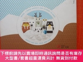 二手書博民逛書店The罕見Polar Pack : With 5 Paper Animals and Scenery to Mak