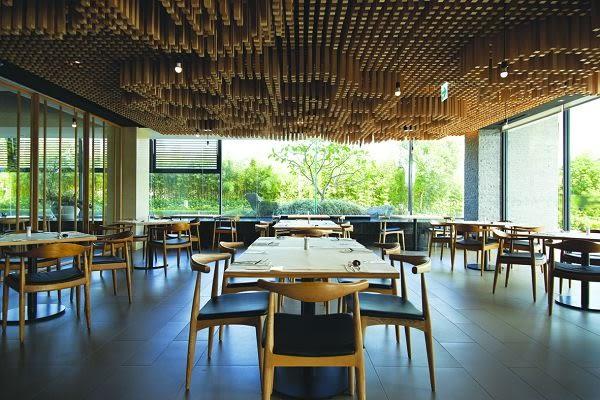 (台中大坑) 台中日光溫泉會館  花見西餐廳 自助晚餐券