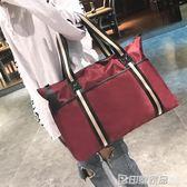 包包2019新款女包潮流托特包大容量單肩包時尚休閒手提包簡約大包 印象家品旗艦店