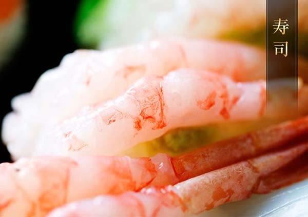 ㊣盅龐水產 ◇日式小甜蝦◇ 50隻/盒 淨重115g±5%/盒 零$210/盒  握壽司 甜蝦丼 歡迎批發 團購