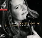 【停看聽音響唱片】【SACD】巴哈:無伴奏大提琴組曲 (小提琴改編版)