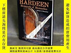 二手書博民逛書店Hardeen罕見- Monarch of Manacles by William V. Rauscher - B