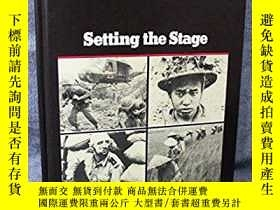 二手書博民逛書店Setting罕見the Stage (The Vietnam