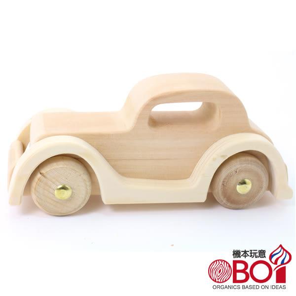 俄羅斯積木 -- 淳木童話 -- 車子系列: 老爺車 新年禮物/禮物