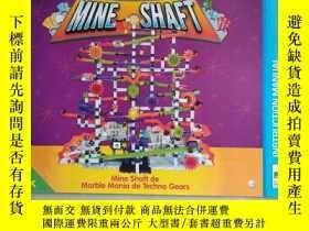 二手書博民逛書店MINE罕見SHAFT(玩具說明書 英文原版)Y11897 MINE SHAFT MINE SHAFT