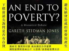 二手書博民逛書店An罕見End To Poverty?Y256260 Gareth Stedman Jones Columbi