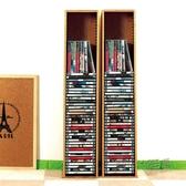 巨陽CD架DVD收納架 碟片架 ps4游戲光盤整理架 藍光碟 黑膠碟片架  ATF  魔法鞋櫃