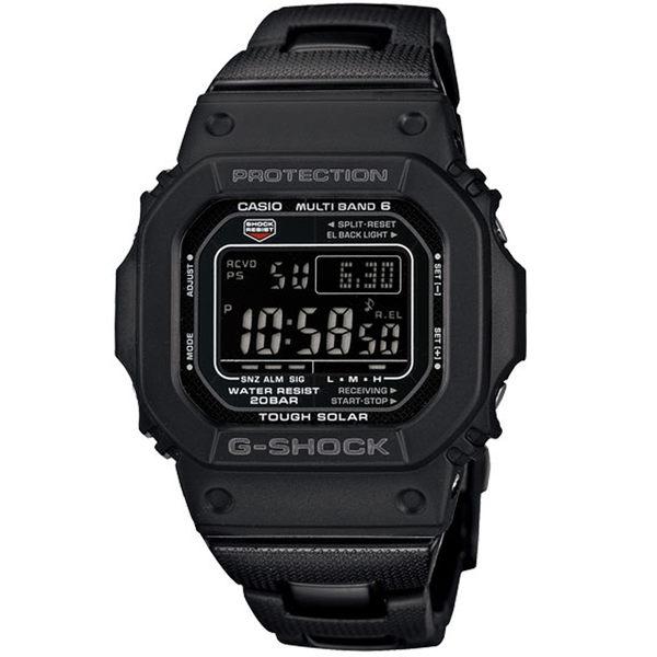 CASIO卡西歐G-SHOCK太陽能經典暢銷腕錶  GW-M5610BC-1