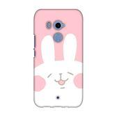 [U11+ 軟殼] HTC u11 plus 手機殼 保護套 外殼 小白兔