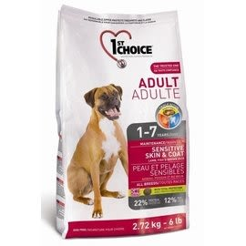 *Ego Pet*瑪丁1st Choice《全犬種成犬》羊+鯡魚7kg / 成犬1-7歲全犬種低過敏配方 - 第一優鮮