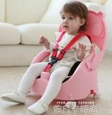 兒童座椅寶寶餐椅多功能可調節吃飯桌便攜式嬰幼兒餐桌可滑行椅子QM 依凡卡時尚