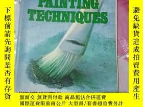 二手書博民逛書店LANDSCAPE罕見PAINTING TECHNIQUESY308086 DAVID LEWIS WATSO