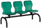 HP439-17 二人座排椅(綠皮)(優姿)