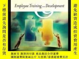 二手書博民逛書店Employee罕見Training And Development With Powerweb Card 3 e