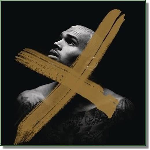 克里斯小子 X檔案 豪華加值版 CD Chris Brown X  Deluxe Edition
