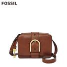 FOSSIL 官方旗艦店 搶眼的加大皮帶扣環金屬配件 流行時尚風格 型號: ZB7885200
