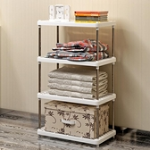 索爾諾置物架 廚房層架塑料落地收納儲物架 浴室辦公桌上整理架子 優拓