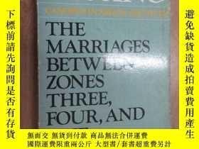 二手書博民逛書店DORIS罕見LESSING THE MARRIAGES BETWEEN ZONES THREE,FOUR ,AN