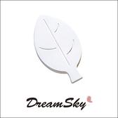 日本 karari 珪藻土 樹葉 造型 鞋用 吸濕 脫臭片(一入) DreamSky
