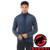 【MAMMUT 長毛象】男 Innominata 輕量吸濕保暖中層衣『藏青』1014-01470 露營 登山 外套 冬季 保暖