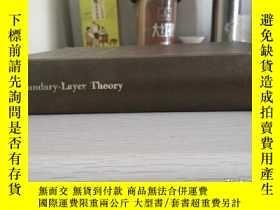 二手書博民逛書店Boundary-Layer罕見Theory(邊界層理論)(精裝