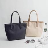 2021韓版女包帆布包新款防水尼龍手提小包休閒牛津布包百搭手拎包 夏季新品