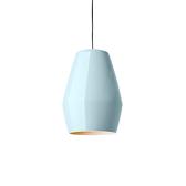 挪威 Northern Lighting Bell Pendant Light 亮彩鈴鐺 吊燈 - 亮面系列(淺藍色)