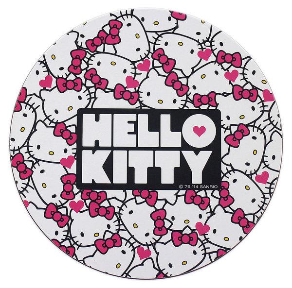 【卡漫城】 Hello Kitty 隔熱墊 中 環保 木製 桌墊 餐墊 ㊣版 防滑 止滑 凱蒂貓 三麗鷗 台灣製