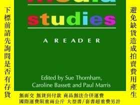 二手書博民逛書店Media罕見StudiesY256260 Thornham, Sue Edinburgh Universit