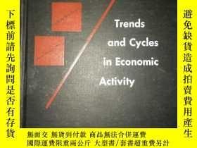 二手書博民逛書店D4罕見Trends and Cycles in Economi