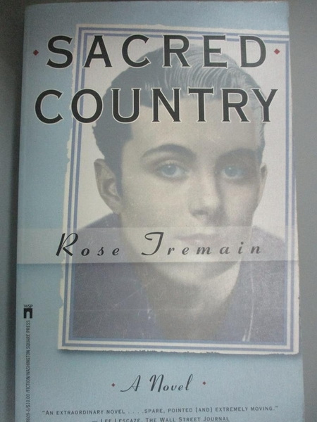 【書寶二手書T8/原文小說_KKJ】Sacred Country: A Novel_Tremain, Rose