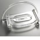 【 麗室衛浴】壓克力系列  肥皂架  LS-603   21*11.5*8CM