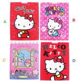 【卡漫城】Hello Kitty U 型資料夾三入組雙子星 ㊣版文件夾檔案夾 製凱蒂貓