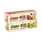 【韓國2080】有機兒童牙膏100g (有機蘋果/有機莓果 2款可選) 有機低氟兒童牙膏 兒童牙膏 94SHOP