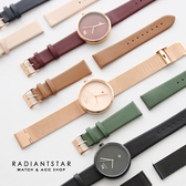 RS 20mm真皮替換錶帶 米蘭網織錶帶【RS001】